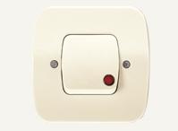 Изображение CLASSIK Выключатель с подсветкой