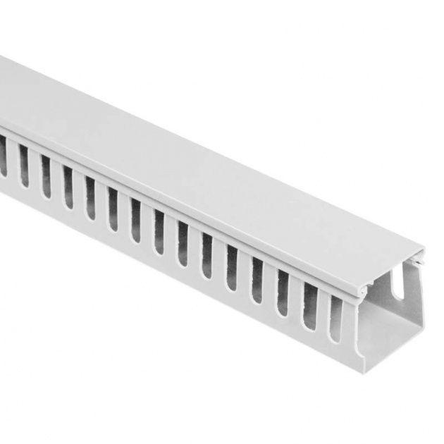 Изображение Кабель-канал Пaнельного типа (Белый) 60*60