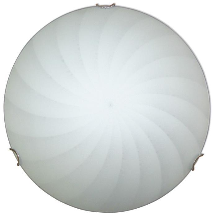 Изображение Ассоль 250 1*60W Свет-к матовый белый /хром./ ИУ