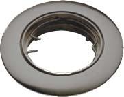 Изображение VT-406 Светильник точечный под галогенную лампу блестящий серый