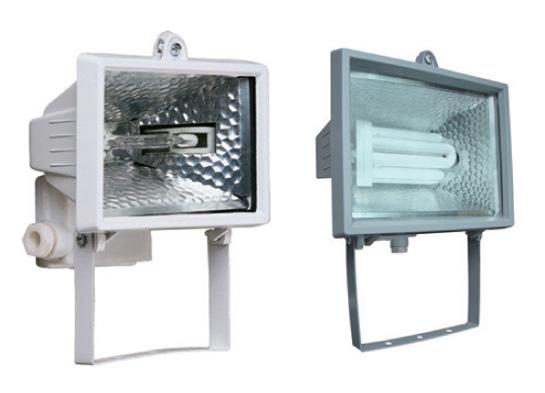 Изображение 3000040 VT-363 500 W Прожектор галоген, белый