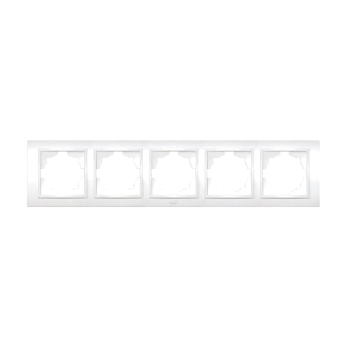 Изображение ZENA береза Рамка 5-ая горизонтальная