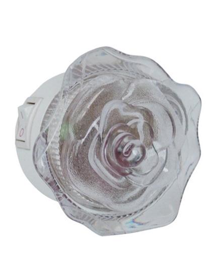 Изображение 5200360 VT-808 Ночник 220V 1W роза зеленый