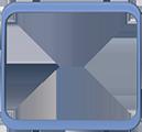 Изображение TUNA комплектующие голубой