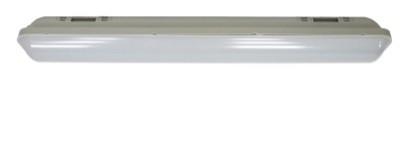 Изображение Светодиодный светильник 6400K 20W в пластиковом корпусе IP65, AL5050