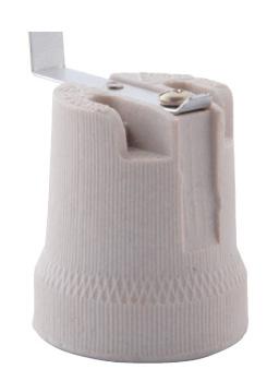 Изображение VT-262L  Цоколь керамический  E-27