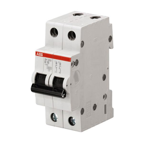 Изображение Автоматический выключатель 2-пол SH202L C16