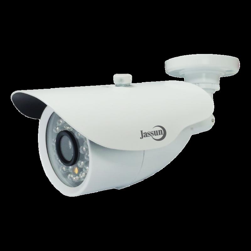 Изображение JSH-X100IR-в/камера цветная уличная, 3,6 мм, бел., 1.0 Мр, ИК-подсветка, AHD/CVI/TVI 720 P, CV BS 960H)