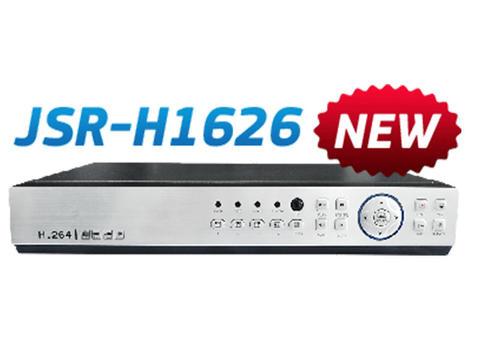 Изображение Новая модель в линейке Jassun — мультиформатный видеорегистратор JSR-H1626