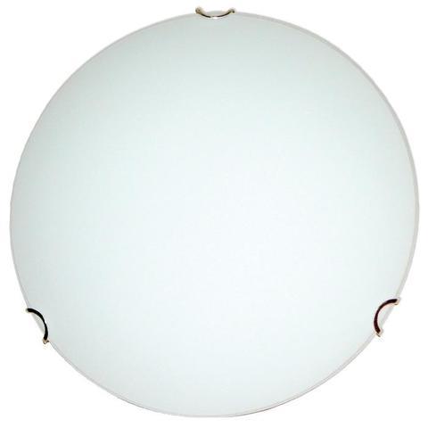 Изображение Мелани 250 1*60W Свет-к матовый белый /хром./ ИУ