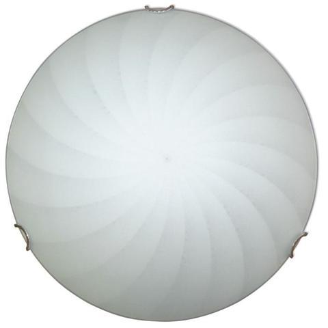 Изображение Ассоль 300 1*60W Свет-к матовый белый /хром./ ИУ