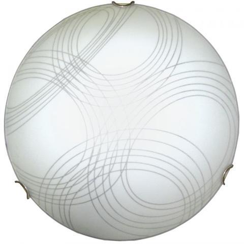 Изображение Паутинка 250 1*60W Свет-к матовый белый /хром./ ИУ