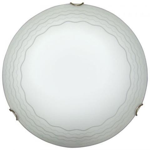 Изображение Кружево 250 1*60W Свет-к матовый белый /хром./ ИУ