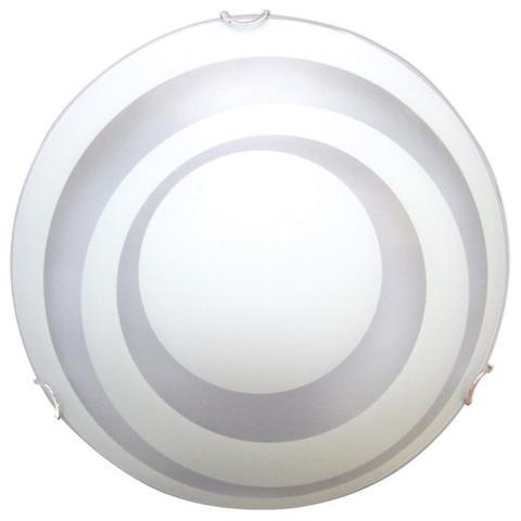 Изображение Орион 250 1*60W Свет-к белый матовый /хром./ ИУ
