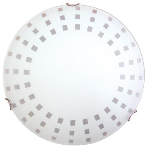 Изображение Лучи 250 1*60W Свет-к матовый белый /хром./ ИУ