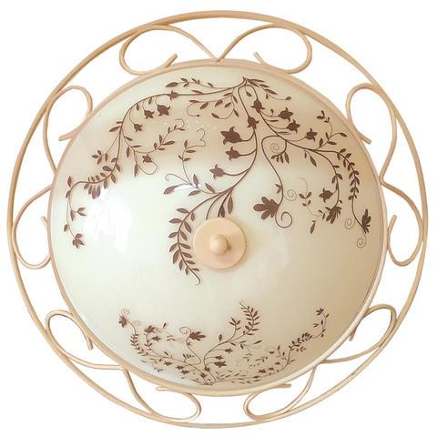 Изображение Романтика 250 1*60W Свет-к матовый шампань декор/зол/. ИУ