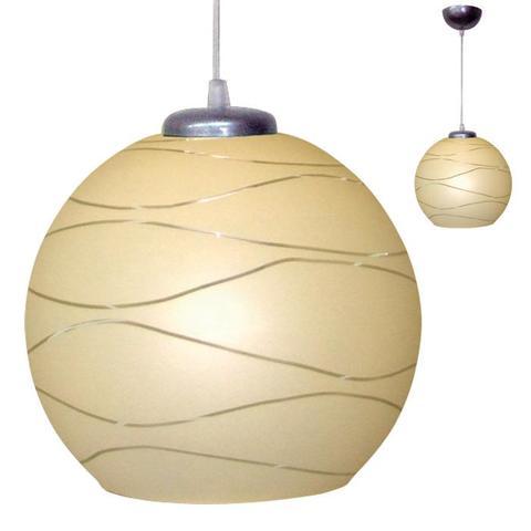 Изображение Лайн сфера 1*60W Свет-к шампань матовый /шнур проз/ ИУ