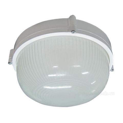 Изображение Банник 1301 1*60W Свет-к круг малый матовый/ бел./ ГИ
