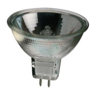 Изображение MR-16 12V 50W с синим стеклом