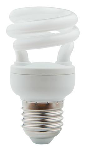 Изображение VO 11009 9W/ E27/6400К/мини спираль