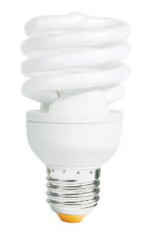 Изображение 1411300 VOS 50227-2416/24W/E27/64K-лампа энергосберегающая