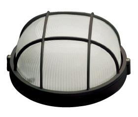 Изображение VT-333 100W Черный с решеткой круглый