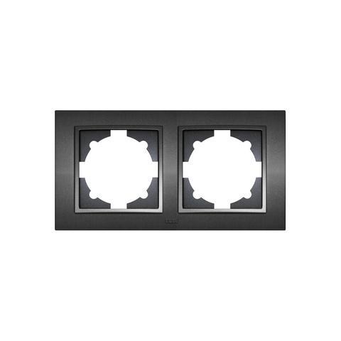 Изображение ZENA чёрный Рамка 2-я горизонтальная