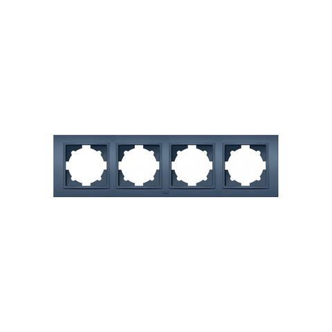 Изображение ZENA Рамка 4-я синяя