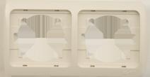 Изображение TUNA бел+вст Рамка 2-я горизонтальная