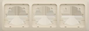 Изображение TUNA бел+вст Рамка 3-я горизонтальная