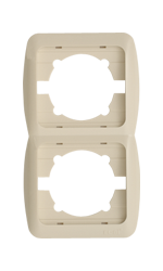 Изображение TUNA бел+вст Рамка 2-я вертикальная