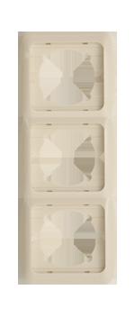Изображение TUNA бел+вст Рамка 3-я вертикальная