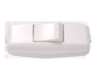 Изображение EL-BI Выключатель навесной (бел-бел)