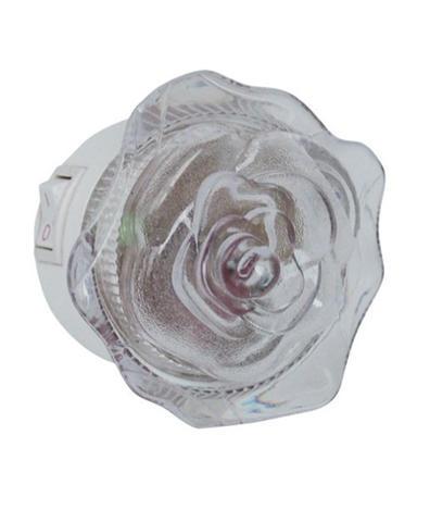 Изображение 5200380 VT-808 Ночник 220V 1W роза белый