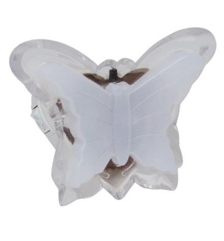 Изображение 5200420 VT-809 Ночник 220V 1W бабочка белый