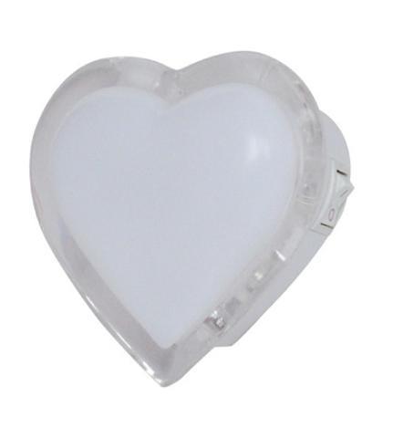 Изображение 5200470 VT-811 Ночник 220V 1W сердце синий
