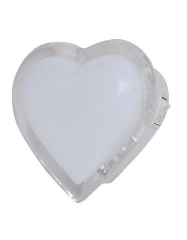 Изображение 5200500 VT-811 Ночник 220V 1W сердце белый