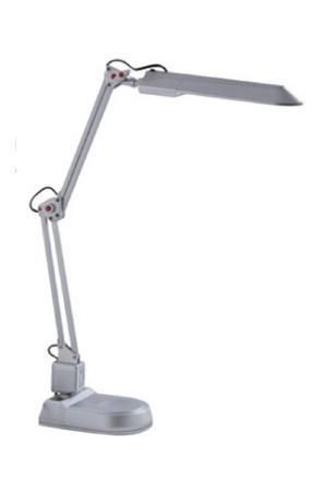 Изображение 5300850 VT-069 PL 11W Настольная лампа 2-х коленная (серый)