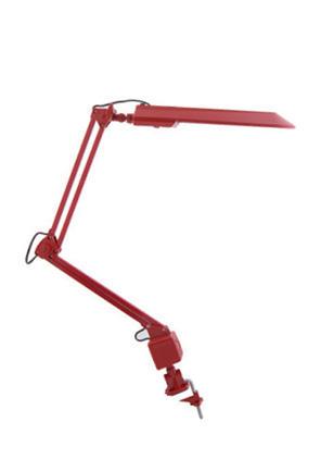Изображение 5300920 VT-069В  PL 11W Настольная лампа 2-х коленная (серебро)