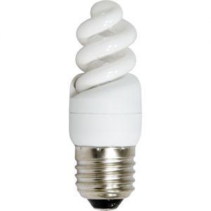 Изображение Лампа энергосберегающая, 13W 230V E27 6400K спираль T2, ELT19