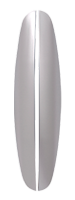 Изображение ZIRVE комплектующие металик серебро