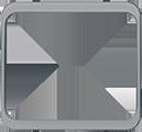 Изображение TUNA комплектующие серый