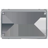 Изображение TUNA комплектующие двойные серый
