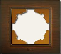Изображение ZENA Рамка 1-я темный орех