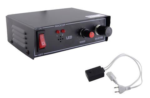 Изображение Контроллер на 10 м. 8 режимов XA-1 свет 3Lin
