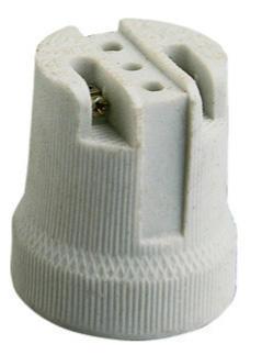 Изображение 7320030 VT-262 Цоколь керамический  E-27