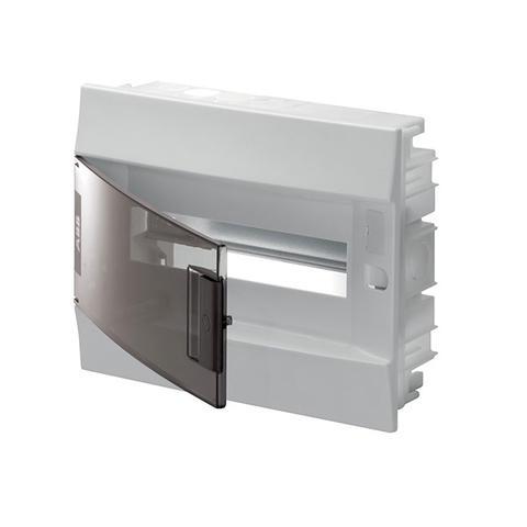 Изображение Бокс в нишу Mistral41 12 M прозрачная дверь (с клемм)