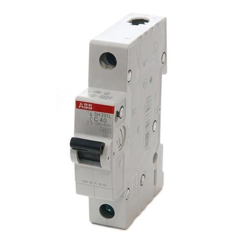 Изображение Автоматический выключатель 1-пол SH201L C10