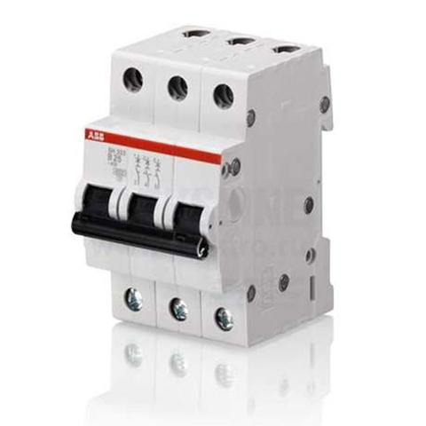 Изображение Автоматический выключатель 3-пол SH203L C16