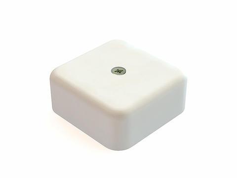 Изображение Коробка распределительная для наружного монтажа с каб-кан. 75*75*20 IP40